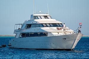 Tauchschiff Admira