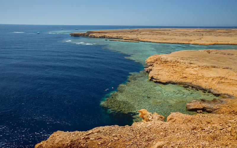 Marinepark North (Thistlegorm, Ras Mohamed, Tiran, Brothers)